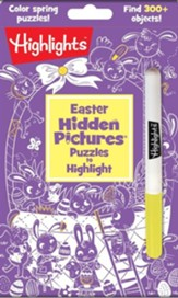 Easter Hidden Pictures ® Puzzles to Highlight