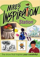 Mike's Inspiration Station Episodes  1-6: Making Watercolor Paintings [Streaming Video Rental]