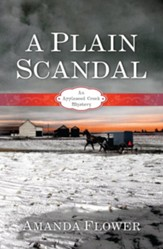 A Plain Scandal, Appleseed Creek Series #2  -eBook
