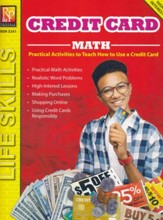Credit Card Math (Grades 6 to 8)