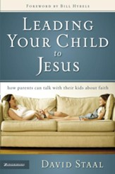 Leading Your Child to Jesus - eBook