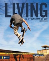 Living as a Young Man of God - eBook