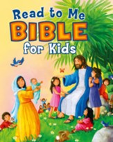 Read to Me Bible for Kids - eBook