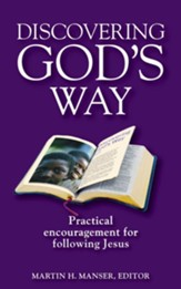 Discovering God's Way: Practical encouragement for following Jesus - eBook