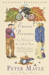 Encore Provence: New Adventures in the South of France - eBook