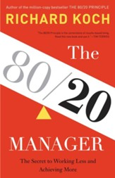 The 80/20 Manager - eBook