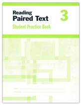 Reading Paired Text, Grade 3 Student  Workbook