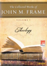 The Collected Works of John M. Frame, Volume 1 on CD-ROM  - Slightly Imperfect
