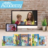 Abeka Academy Grade 1 Full Year  Video & Books Enrollment (Accredited)