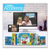 Abeka Academy Grade 2 Full Year  Video & Books  Instruction - Independent Study (Unaccredited)