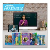 Abeka Academy Grade 3 Full Year  Video & Books Instruction - Independent Study (Unaccredited)
