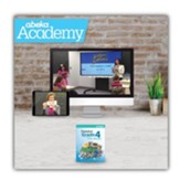 Abeka Academy Grade 4 Full Year  Video Enrollment (Accredited)