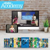 Abeka Academy Grade 4 Full Year  Video & Books  Enrollment (Accredited)