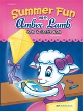 Summer Fun with Amber Lamb Arts and Crafts Book (Unbound Edition)