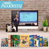 Abeka Academy Grade 5 Full Year  Video & Books Enrollment (Accredited)