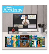 Abeka Academy Grade 5 Full Year  Video & Books Instruction - Independent Study (Unaccredited)