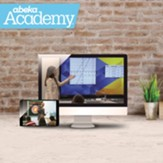 Abeka Academy Grade 8 Full Year  Video Enrollment (Accredited)