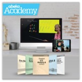Abeka Academy Grade 8 Full Year  Video Instruction - Independent Study (Unaccredited)