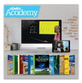 Abeka Academy Grade 8 Full Year  Video & Books Instruction - Independent Study (Unaccredited)