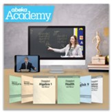 Abeka Academy Grade 9 Full Year  Video Instruction - Independent Study (Unaccredited)