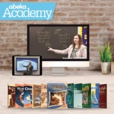 Abeka Academy Grade 9 Full Year  Video & Books Enrollment (Accredited)