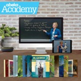 Abeka Academy Grade 10 Full Year  Video & Books Enrollment (Accredited)