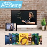 Abeka Academy Grade 11 Full Year  Video & Books Enrollment (Accredited)