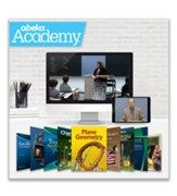 Abeka Academy Grade 11 Full Year  Video & Books Instruction - Independent Study (Unaccredited)