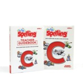 A Reason for Spelling Level C  Student Worktext & Teacher  Guidebook Set (2nd Edition)