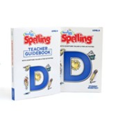 A Reason for Spelling Level D  Student Worktext & Teacher  Guidebook Set (2nd Edition)