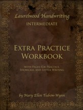 Patriotic Penmanship & Scripture  Scribes Practice Workbook, Intermediate