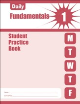 Daily Fundamentals, Grade 1 Student  Workbook