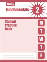 Daily Fundamentals, Grade 2 Student  Workbook