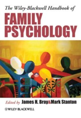The Wiley-Blackwell Handbook of Family Psychology - eBook