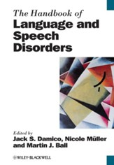The Handbook of Language and Speech Disorders - eBook