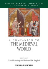 A Companion to the Medieval World - eBook
