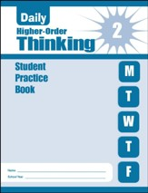 Daily Higher-Order Thinking, Grade 2  Student Workbook
