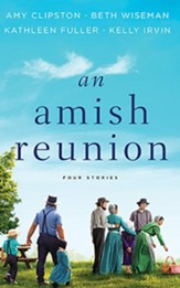 An Amish Reunion: Four Amish Stories, Unabridged Audiobook on CD