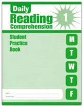 Daily Reading Comprehension, Grade 1 Student Workbook