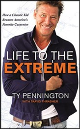 Life to the Extreme: How a Chaotic Kid Became America's Favorite Carpenter, Unabridged Audiobook on CD