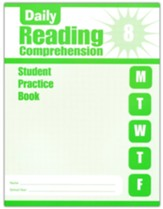 Daily Reading Comprehension, Grade 8  Student Workbook