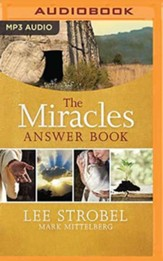 The Miracles Answer Book, Unabridged Audiobook on MP3-CD