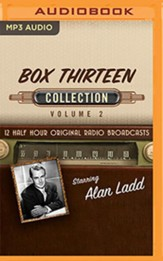 Box Thirteen Collection, Volume 2 on MP3 CD (OTR)