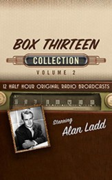 Box Thirteen Collection, Volume 2 on CD (OTR)