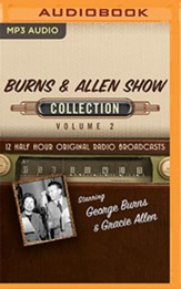 Burns and Allen Show Collection, Volume 2 on MP3 CD (OTR)