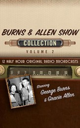 Burns and Allen Show Collection, Volume 2 on CD (OTR)