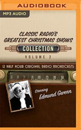 Classic Radio's Greatest Christmas Shows Collection, Volume 2 on MP3 CD (OTR)