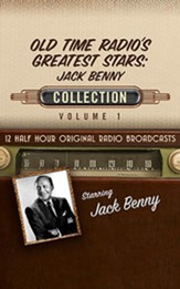 Old Time Radio's Greatest Stars: Jack Benny Collection, Volume 1 on CD (OTR)
