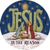 Jesus is the Reason Magnet