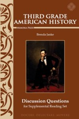 Third Grade American History: Discussion Questions for Supplemental Reading